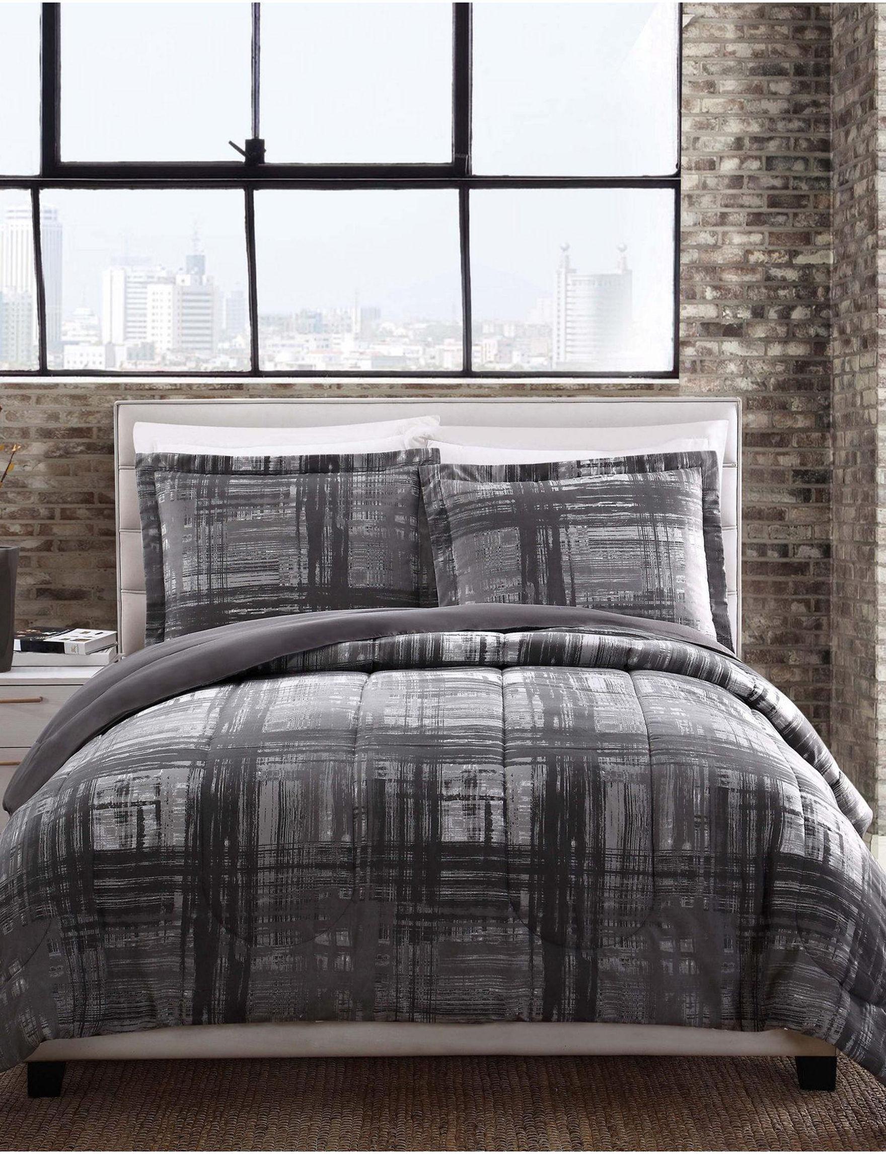 Style 212 Grey Comforters & Comforter Sets