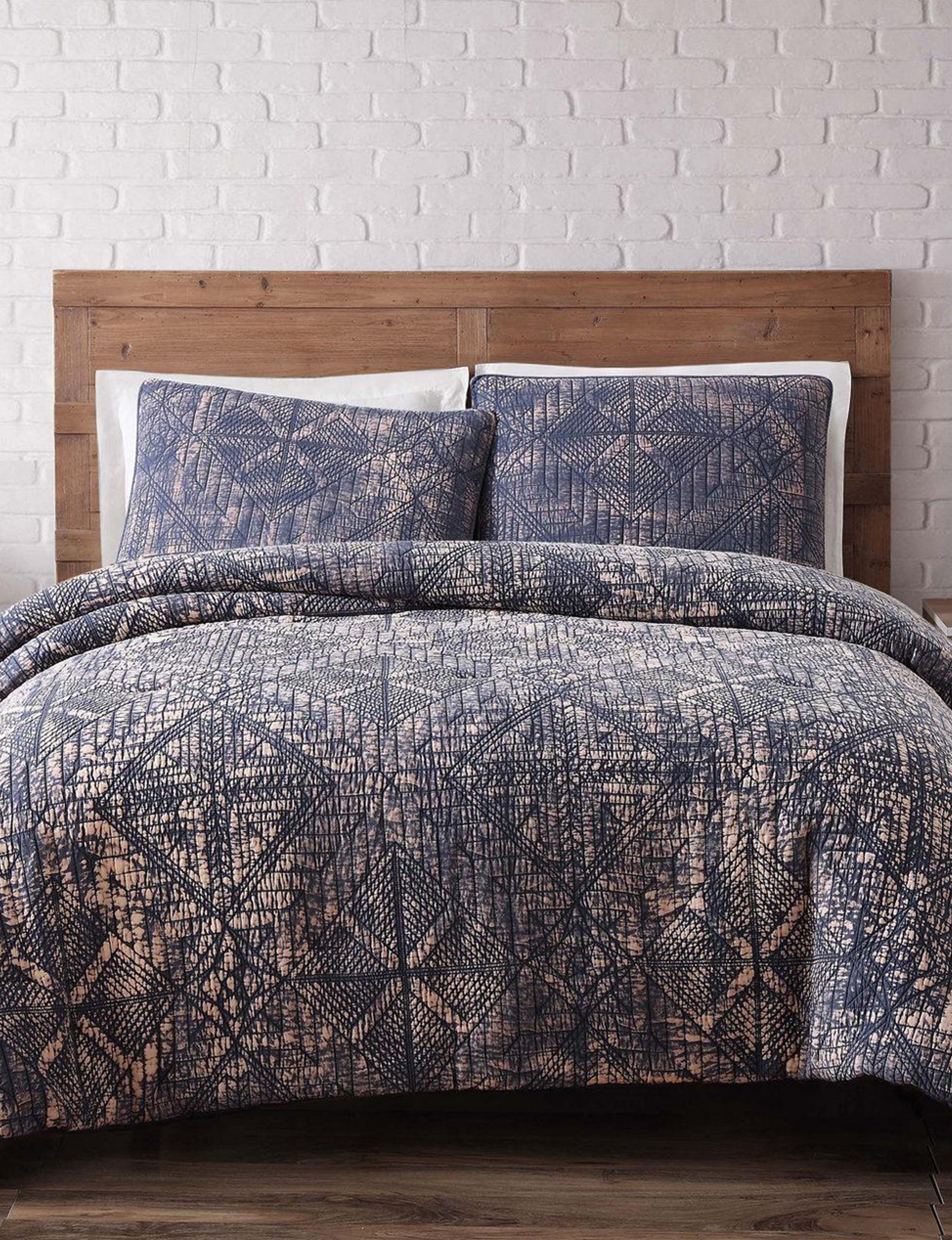 Brooklyn Loom Blue Comforters & Comforter Sets