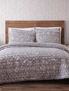 Brooklyn Loom Grey Quilts & Quilt Sets