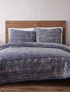 Brooklyn Loom Blue Quilts & Quilt Sets