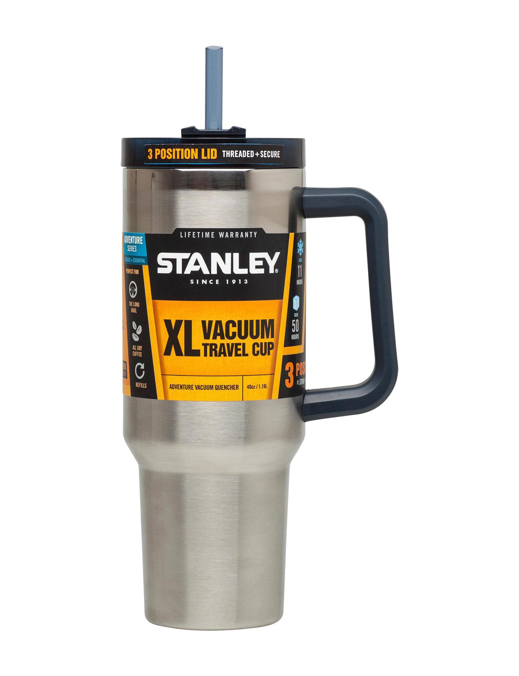 Stanley Silver Tumblers Drinkware