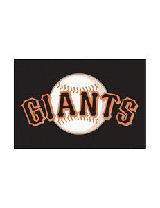 Fanmats Black MLB Rugs