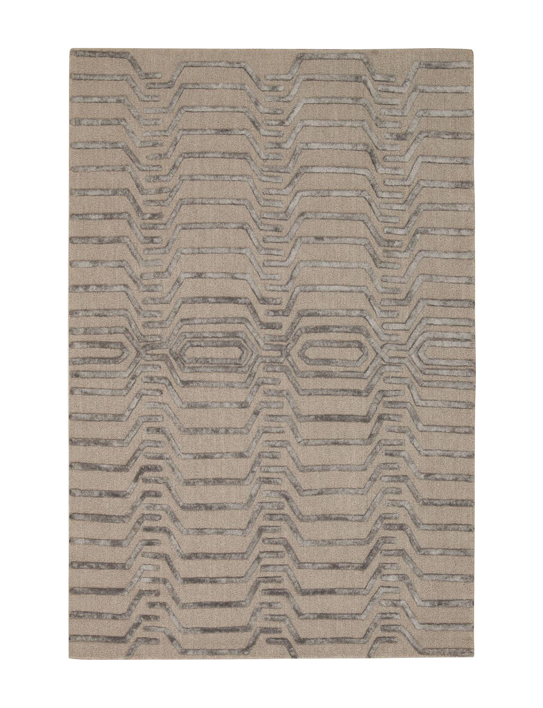 Nourison Silver Accent Rugs Area Rugs Rugs