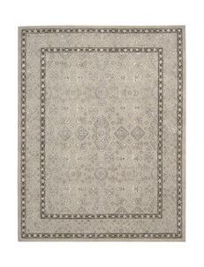 Nourison Taupe Area Rugs Rugs