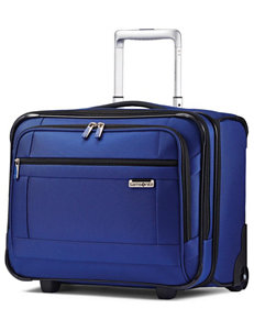 Samsonite Blue Briefcases Laptop & Messenger Bags