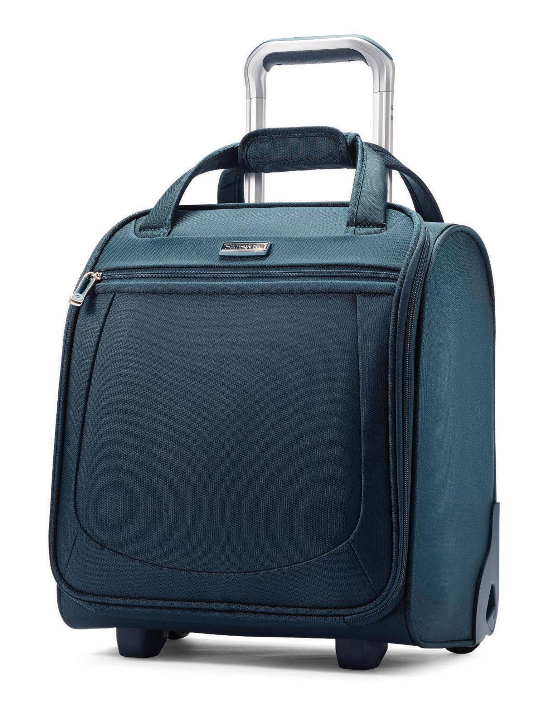 Samsonite Blue Laptop & Messenger Bags