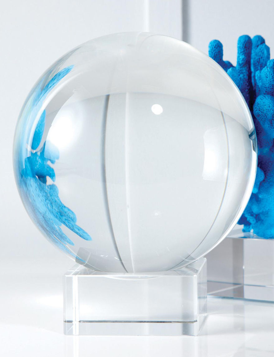Two's Company Clear Home Accents