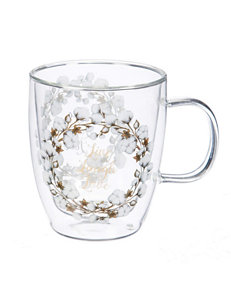 Evergreen Clear Mugs Drinkware