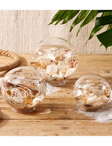 Two's Company Clear Decorative Objects Home Accents