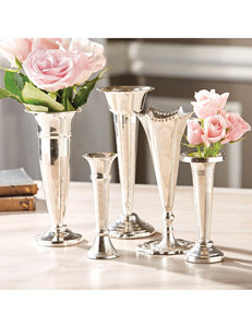 Two's Company Silver Vases & Decorative Bowls Home Accents
