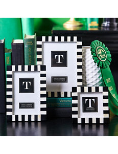 Two's Company Black / White Frames & Shadow Boxes Home Accents