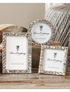 Two's Company Silver Frames & Shadow Boxes Home Accents