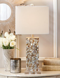 Two's Company Pearl Table Lamps Lighting & Lamps