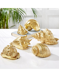 Two's Company Gold Decorative Objects Home Accents
