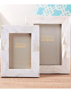 Two's Company White Frames & Shadow Boxes Home Accents