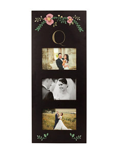 Cathy's Concepts Black Frames & Shadow Boxes Home Accents