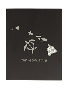Cathy's Concepts Hawaii Chalkboard Sign