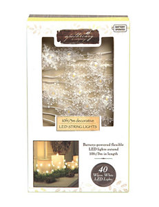 Apothecary Clear Lights & Lanterns Home Accents