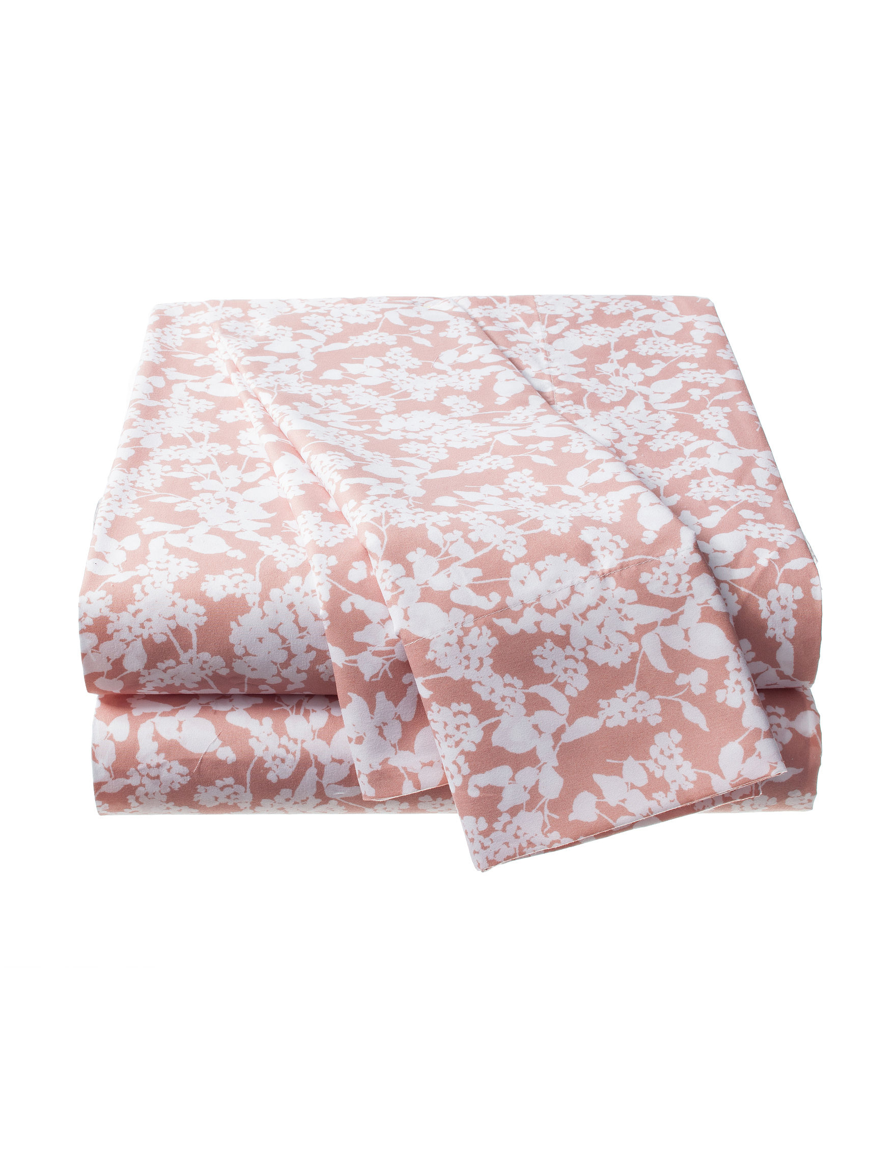 Great Hotels Collection Rose Sheets & Pillowcases
