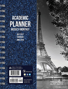 TFI Publishing Grey Stationary School & Office Supplies