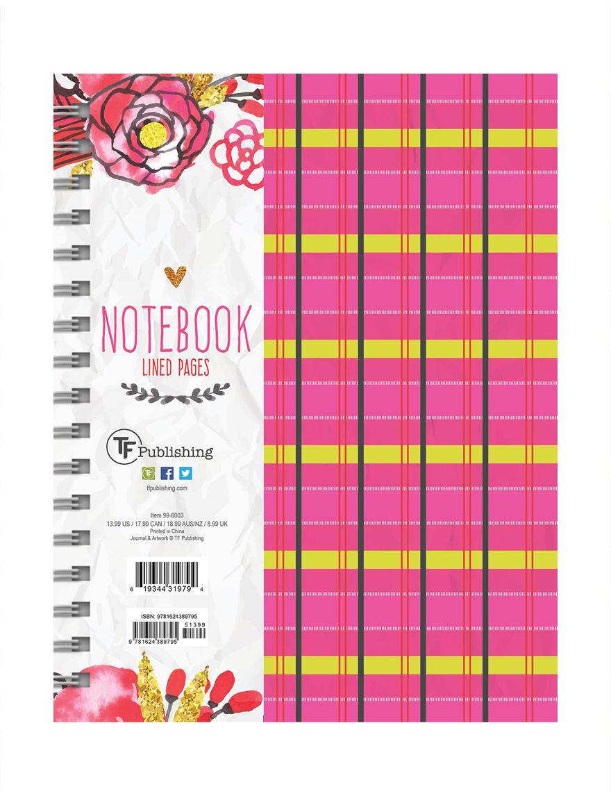 TFI Publishing Pink Multi Stationary School & Office Supplies