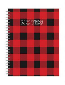 TFI Publishing Red / Black Stationary School & Office Supplies