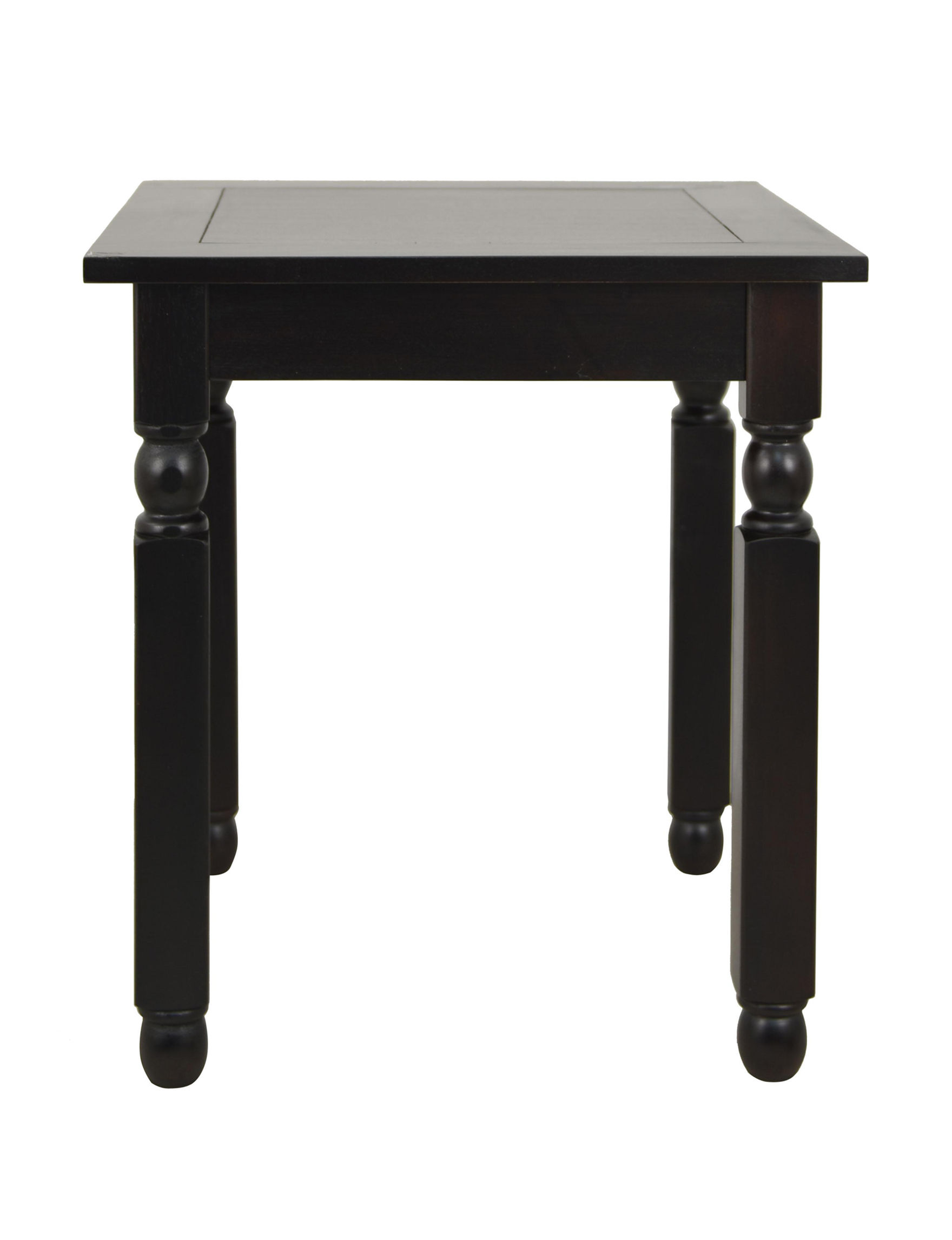 Decor Therapy Espresso Accent & End Tables Living Room Furniture