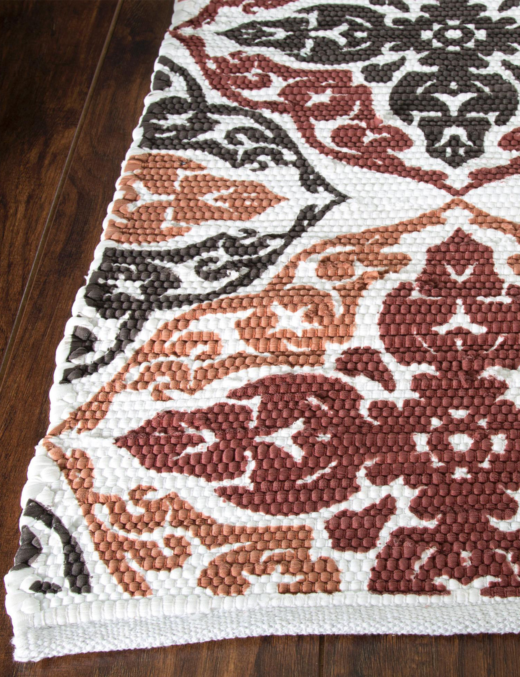 Lavish Home Red Accent Rugs Rugs
