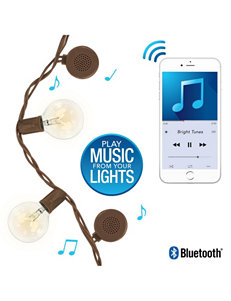 Bright Tunes Brown Home & Portable Audio