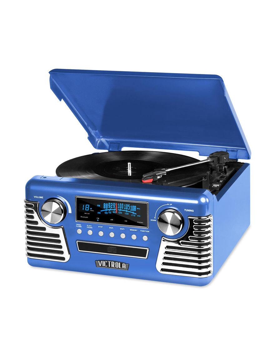 Victrola Blue Home & Portable Audio