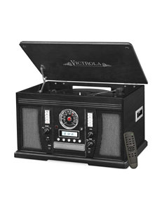 Victrola Black Home & Portable Audio