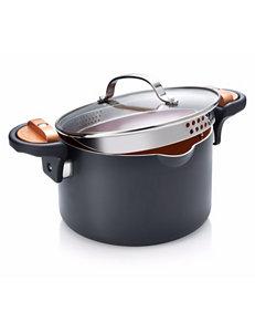 Gotham Steel Clear Pots & Dutch Ovens Cookware
