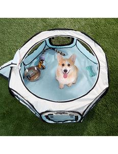 Petmaker Blue Pet Beds & Houses