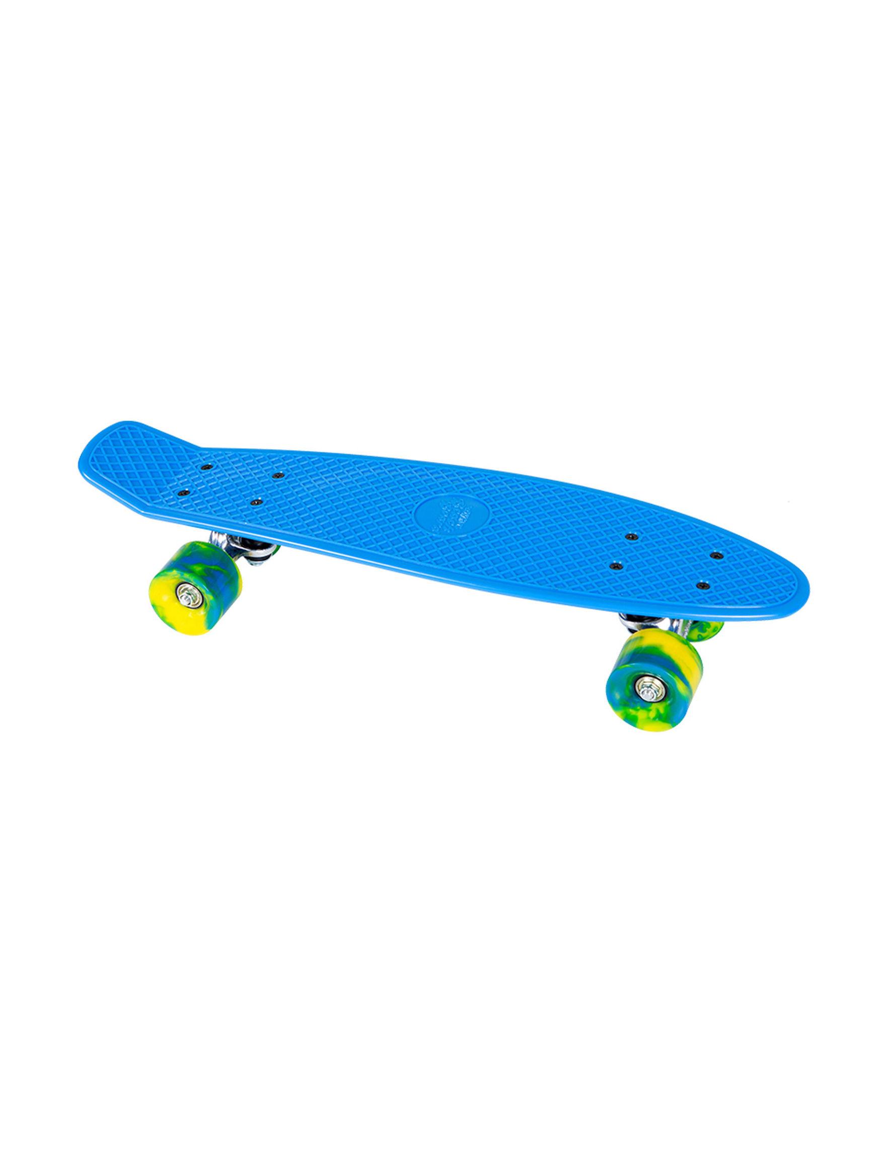 Street Surfing Blue