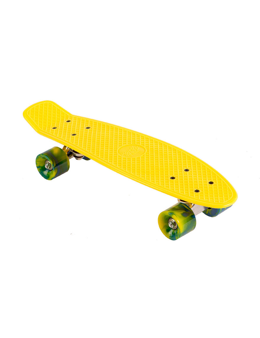 Street Surfing Yellow
