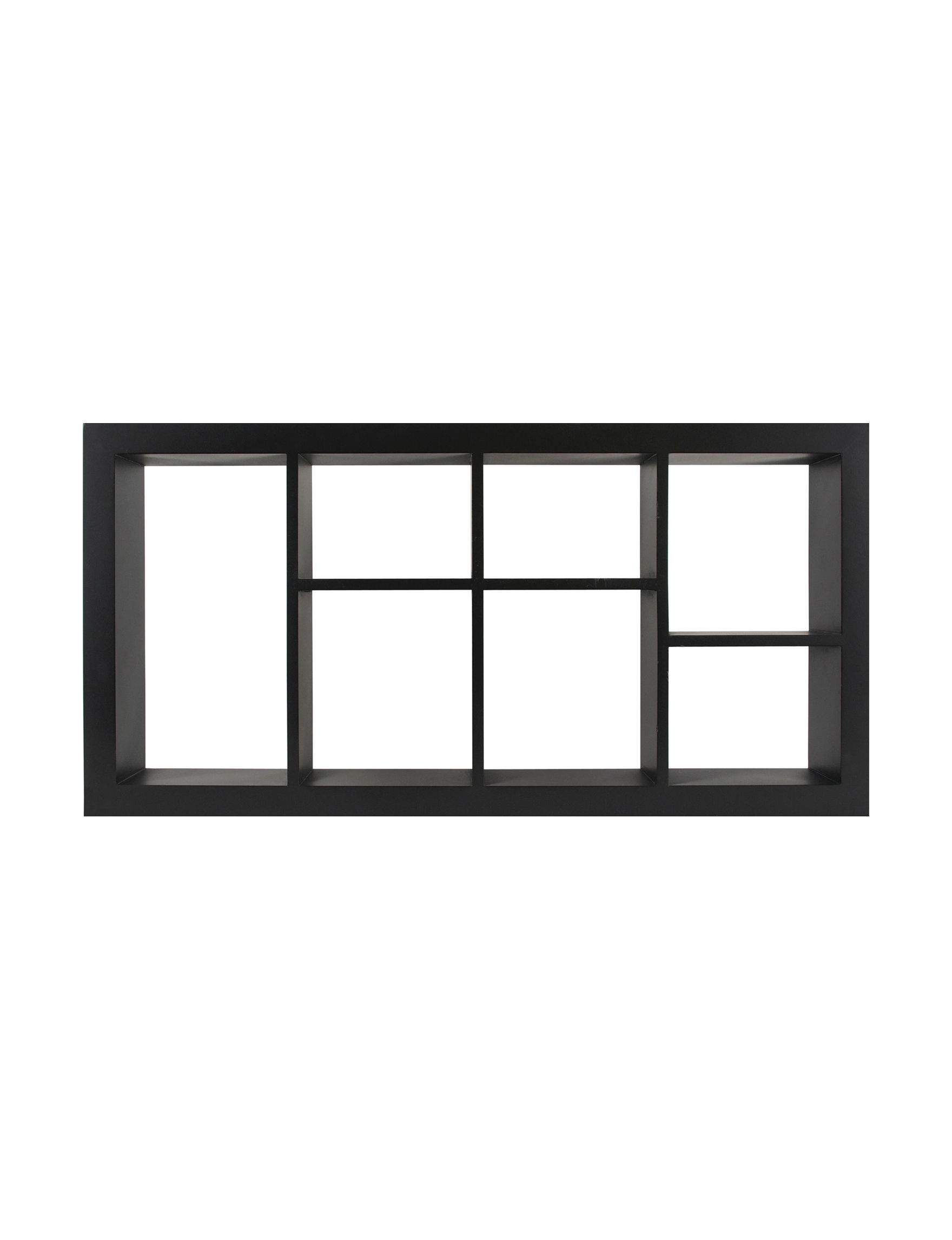 Gallery Solutions Black Wall Decor