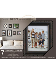 Gallery Solutions Bronze Frames & Shadow Boxes Home Accents