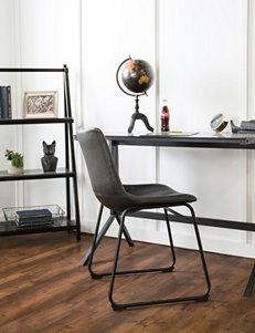 Walker Edison Black Desks Home Office Furniture