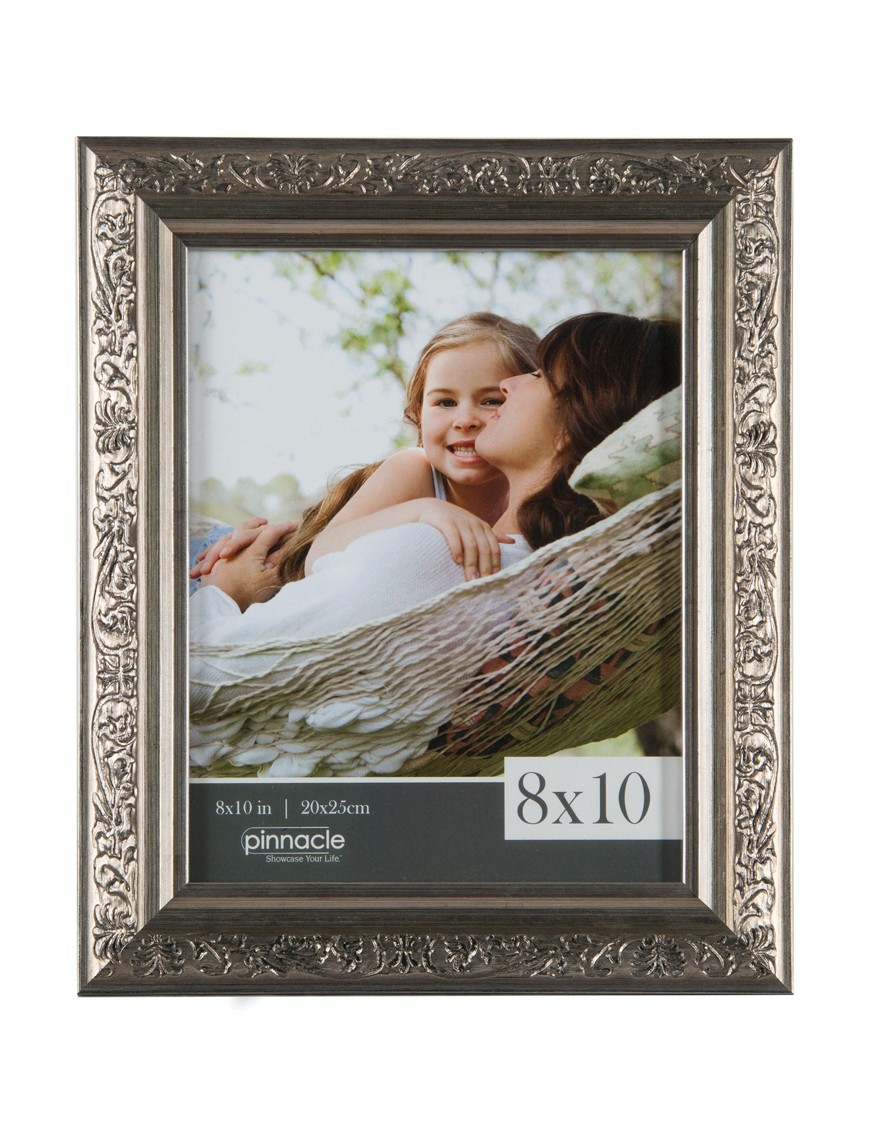 Pinnacle Champagne Frames & Shadow Boxes Home Accents