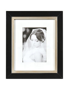 Artcare Black / Gold Frames & Shadow Boxes Home Accents