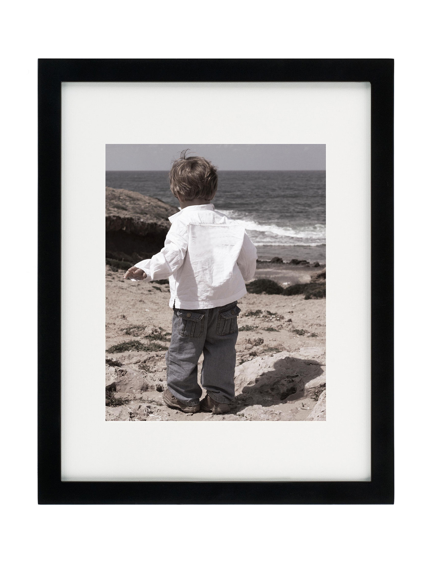 Artcare Matte Black Frames & Shadow Boxes Home Accents