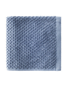 Great Hotels Collection Dark Blue Washcloths Towels