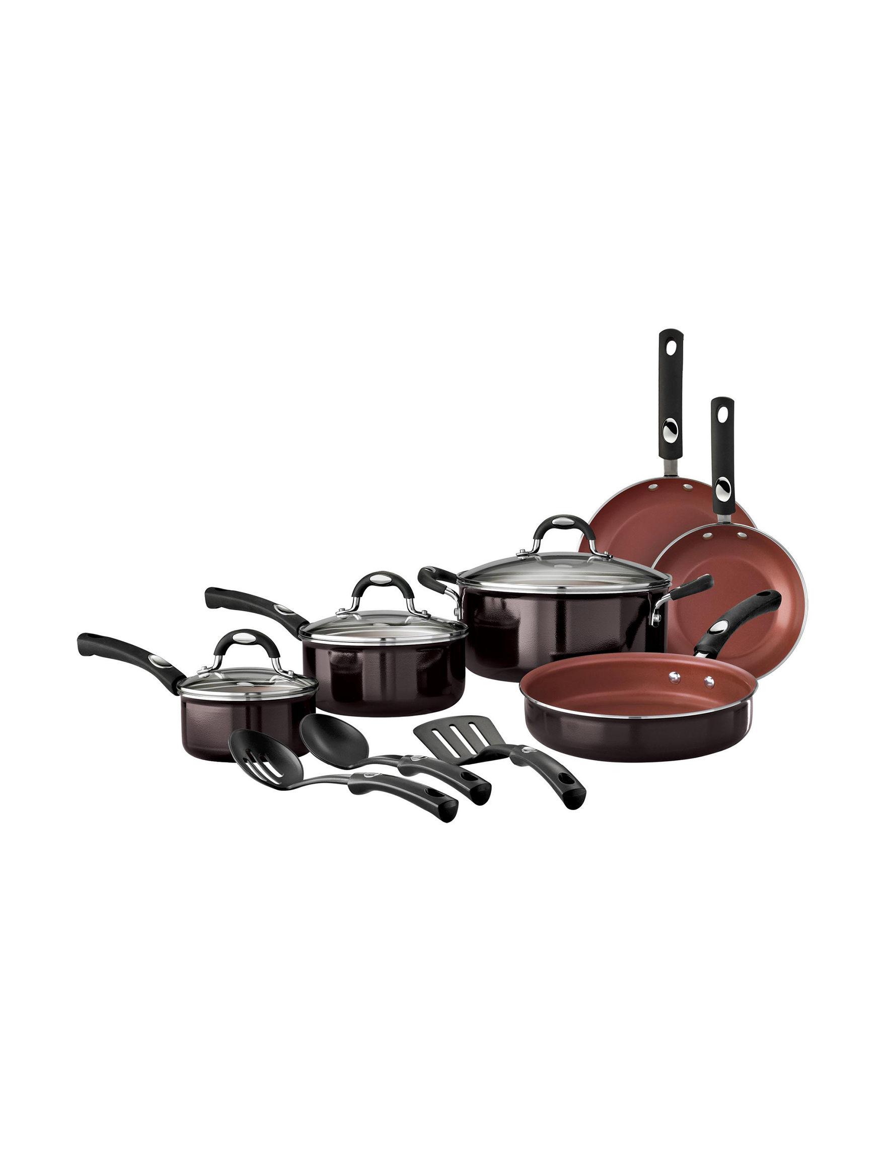 Tramontina Black Cherry Cookware Sets Cookware