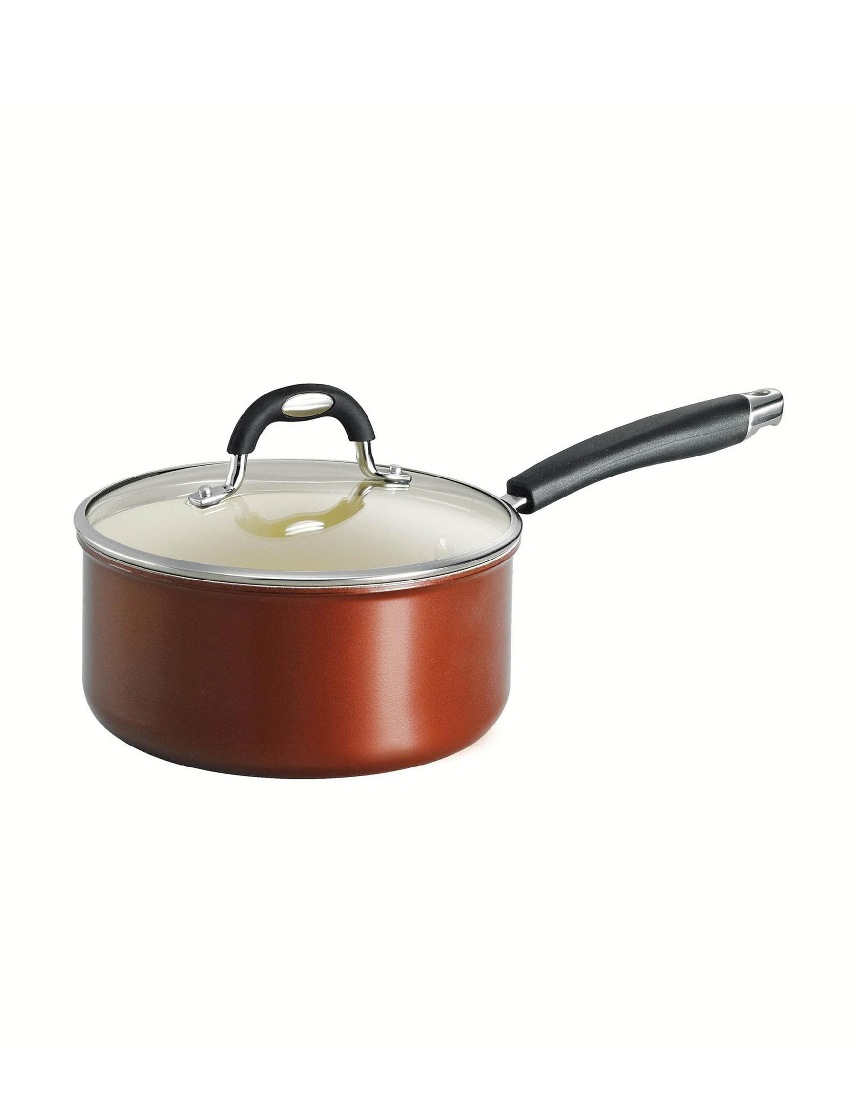 Tramontina Copper Pots & Dutch Ovens Cookware