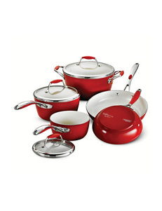 Tramontina Red Cookware Sets Frying Pans & Skillets Cookware
