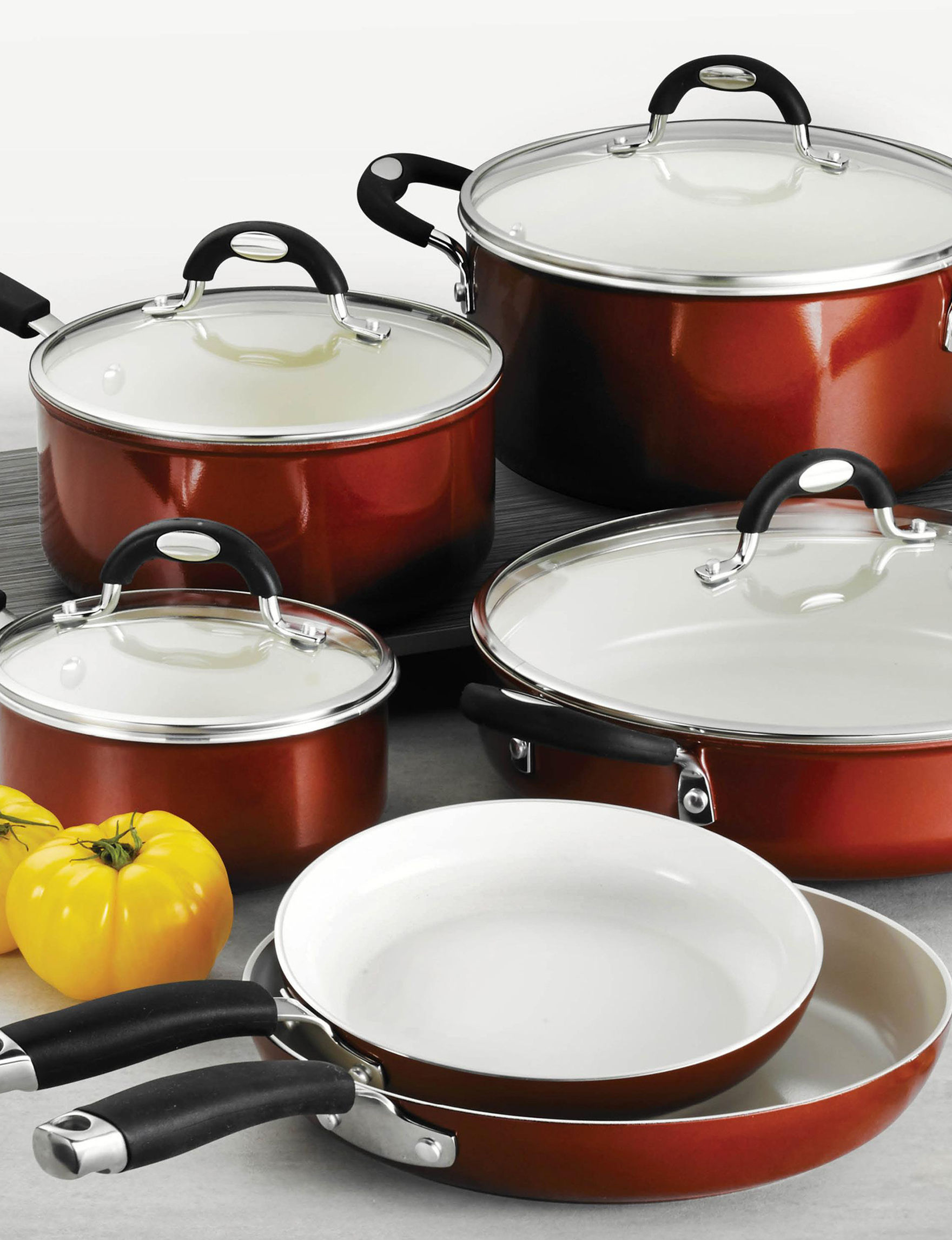 Tramontina Copper Cookware Sets Cookware
