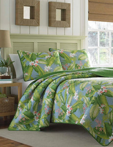 Tommy Bahama Blue / Green Quilts & Quilt Sets