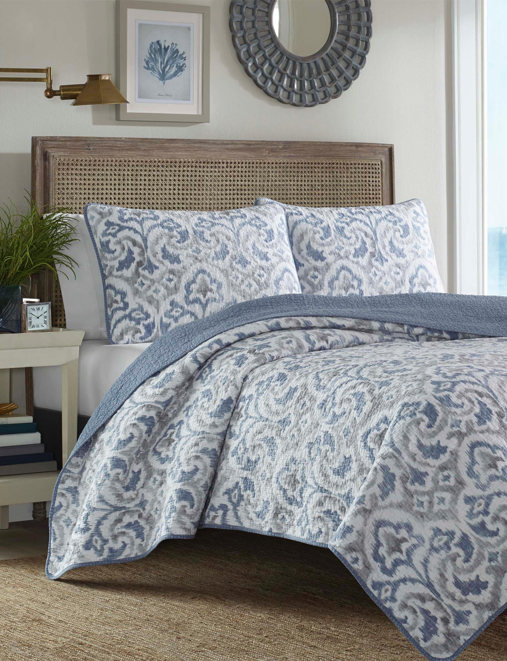 Tommy Bahama Smoke Quilts & Quilt Sets