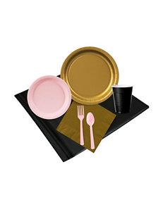 BuySeasons Multi Party Tableware