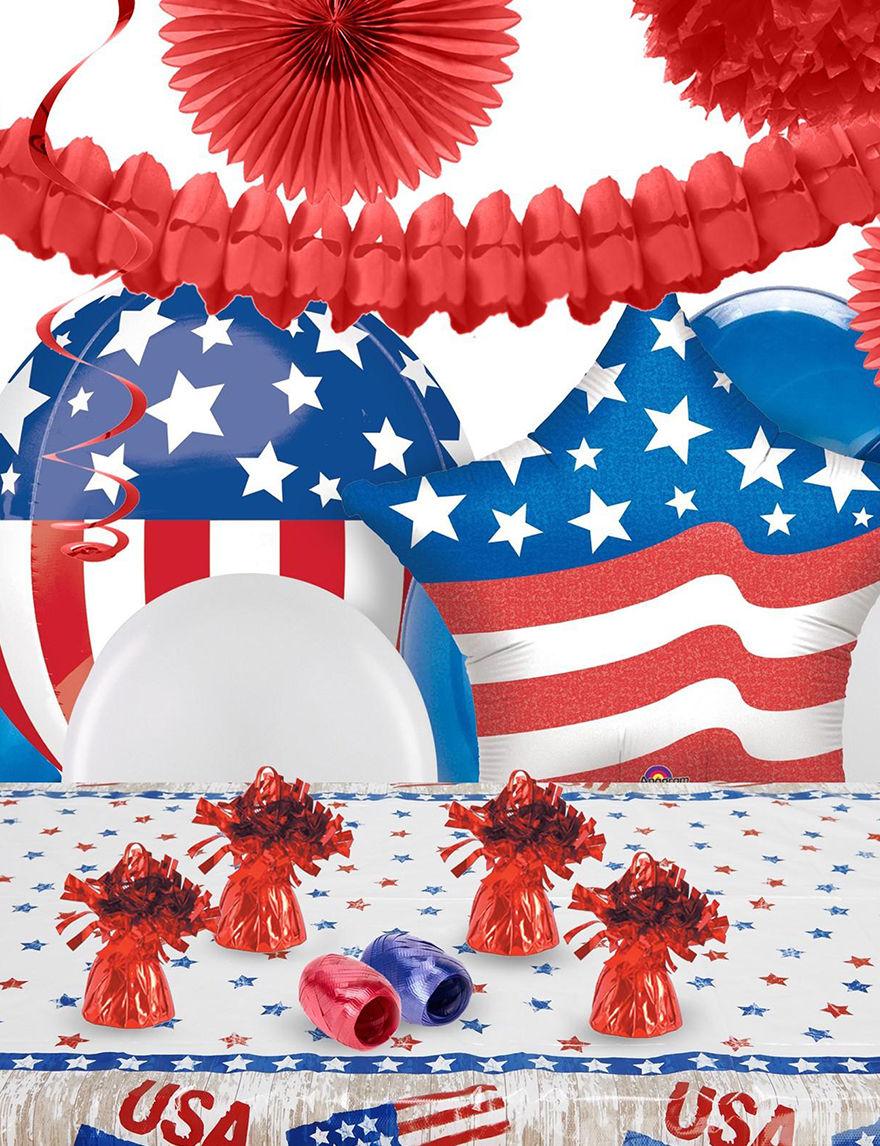 BuySeasons Multi Party Decor